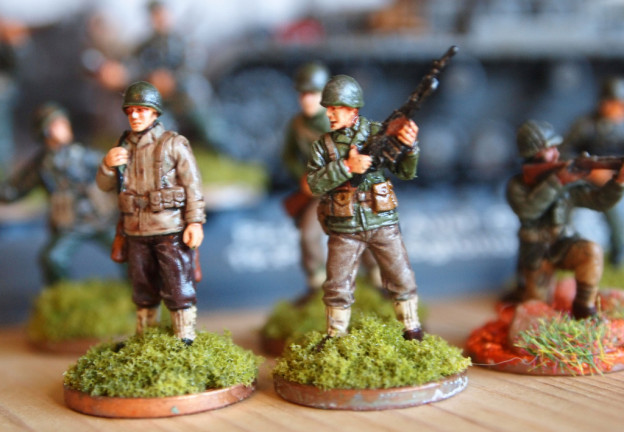 CAESAR H054 American Infantry