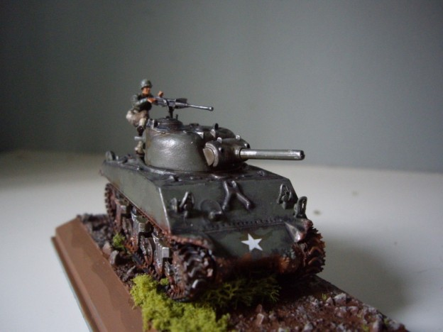 Subscription Gift – Altaya – M4A3 Sherman