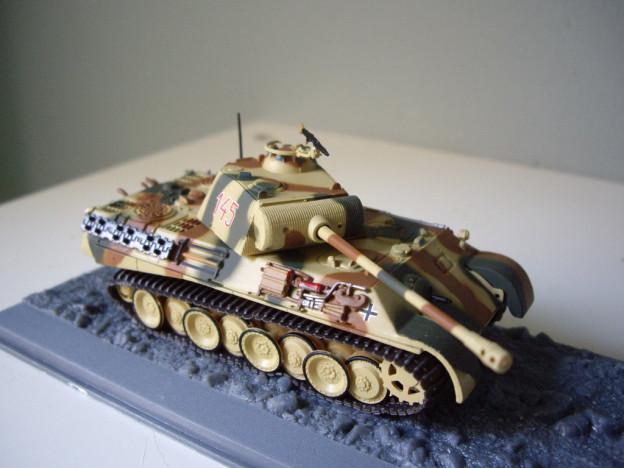 nº27 – Altaya Panzer Kpfw. V Panther Ausf.A (Sd.Kfz.171)