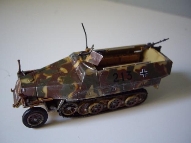 nº12 – Altaya Sd.Kfz. 251/1 Ausf.D