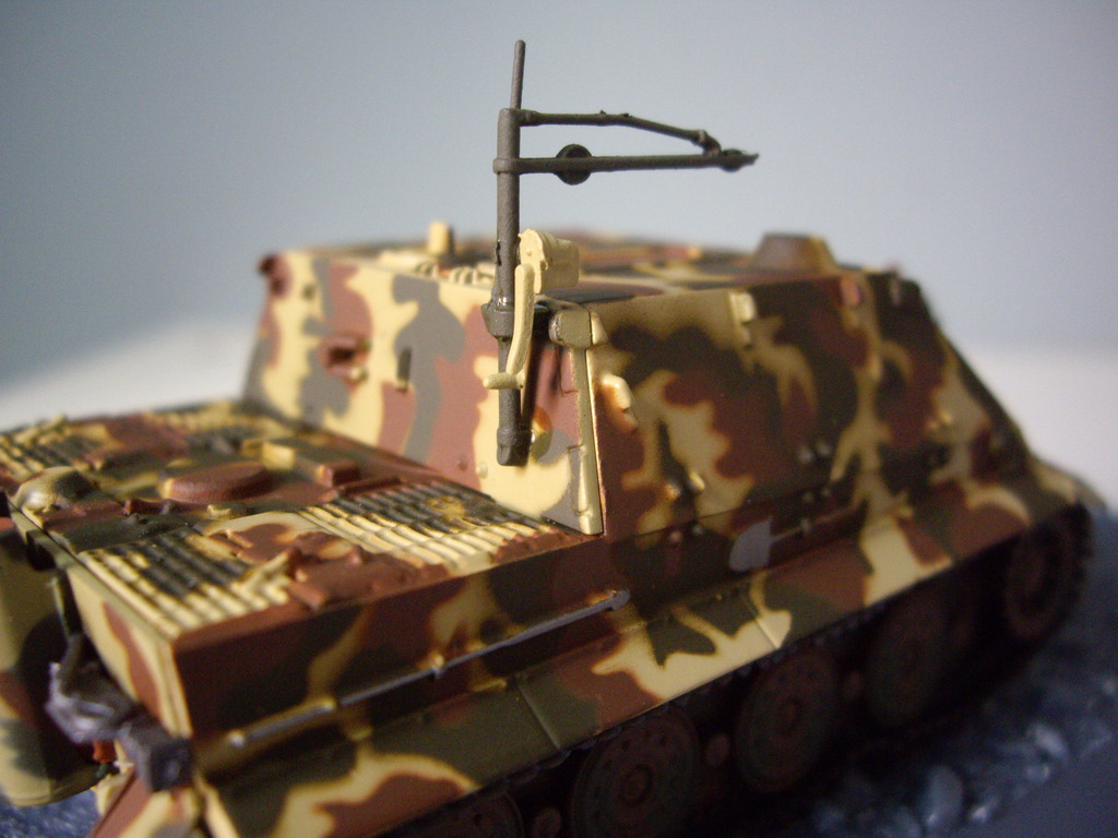 "nº11 – Altaya 38cm Sturmmöserwagen ""Sturmtiger"""