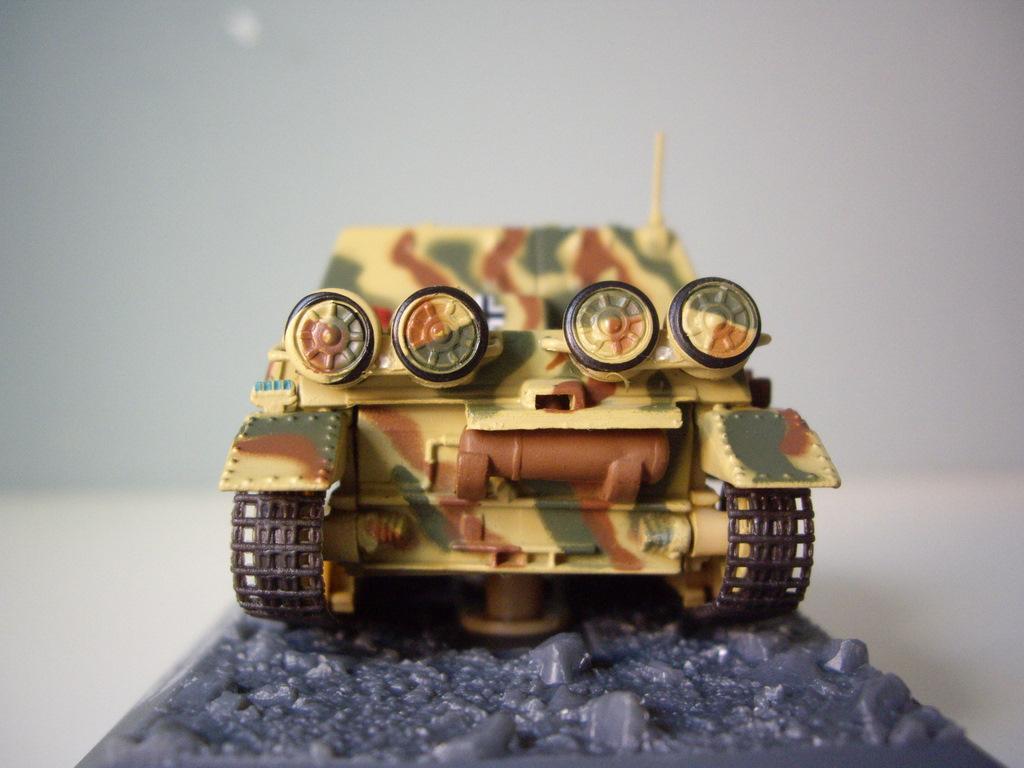 n u00ba30  u2013 altaya sturmpanzer iv  u201cbrummb u00e4r u201d  sd  kfz  166