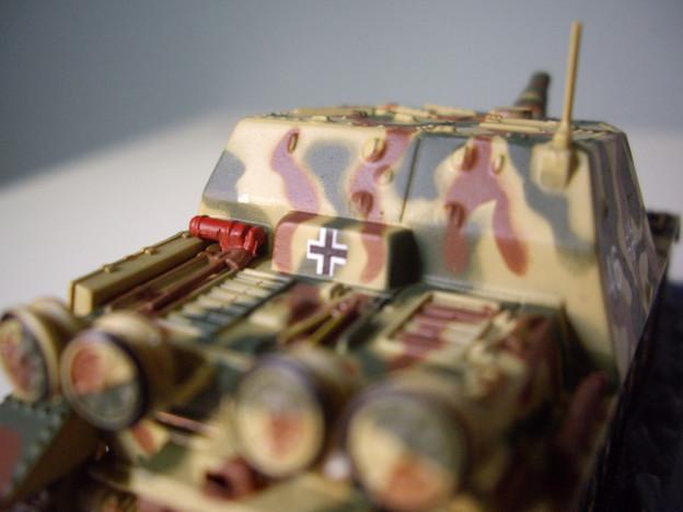 "nº30 – Altaya Sturmpanzer IV ""Brummbär"" (Sd. Kfz. 166)"