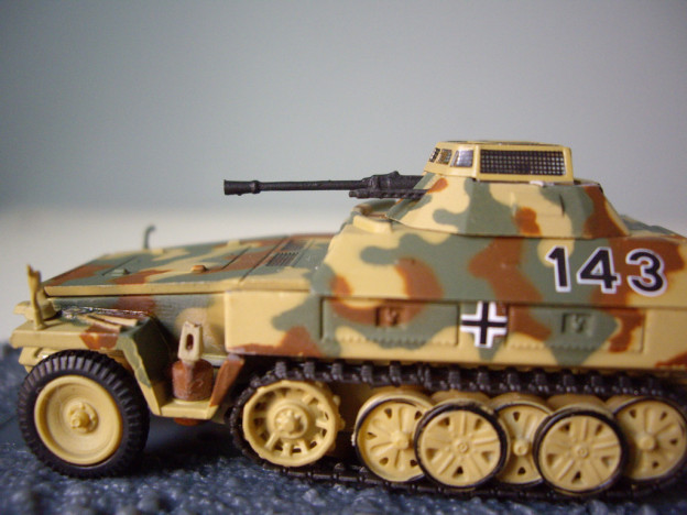 nº24 – Altaya Sd. Kfz. 250/9