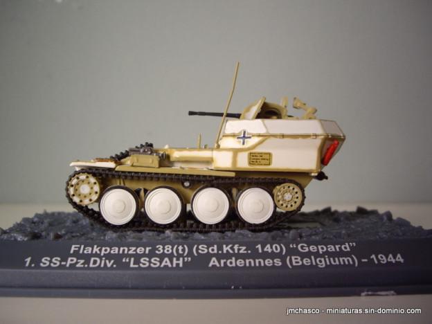 nº35 – Altaya Flakpanzer 38t (Sd.Kfz.140) Gepard