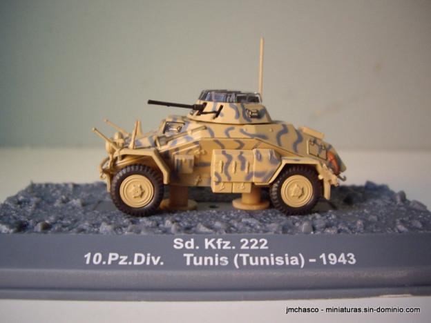nº17 – Altaya  Sd. Kfz. 222
