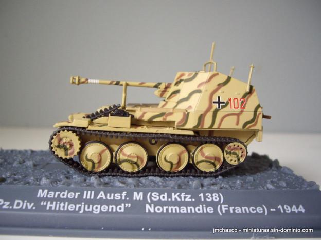nº38 – Altaya Marder III Ausf. M