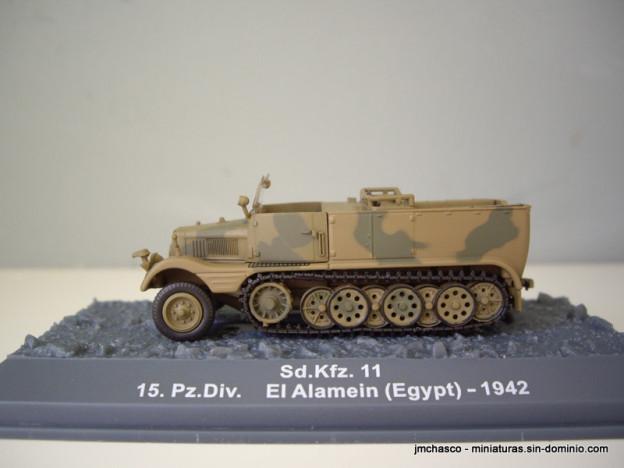 nº43 – Altaya – IXO Sd.Kfz. 11