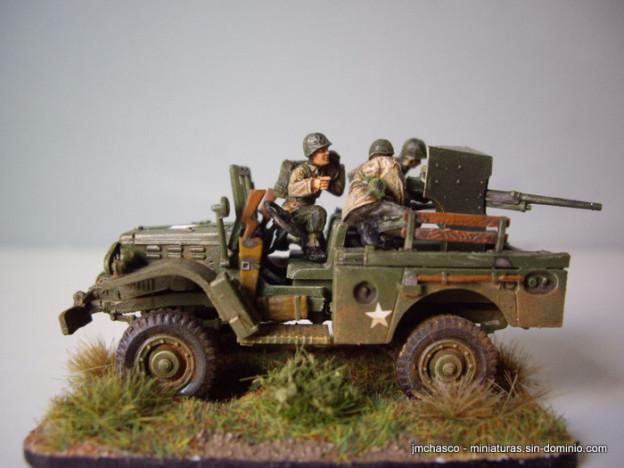 Italeri 1/72 7025 M6 Anti Tank Vehicle