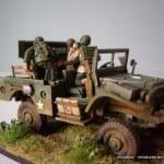 Italeri M6 Anti Tank Vehicle-IMGP3613