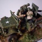 Italeri M6 Anti Tank Vehicle-IMGP3617