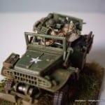 Italeri M6 Anti Tank Vehicle-IMGP3619