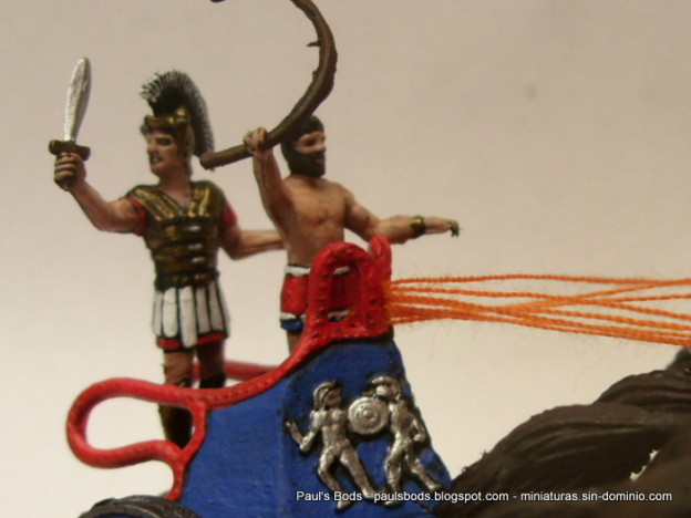 1/72 Atlantic 1510 – The Greeks (Greek cavalry Set 1806)