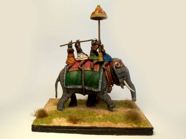 Hät 1/72 – 8142 Indian Elephant