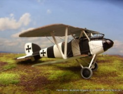 Revell  Nd Type Viic Build