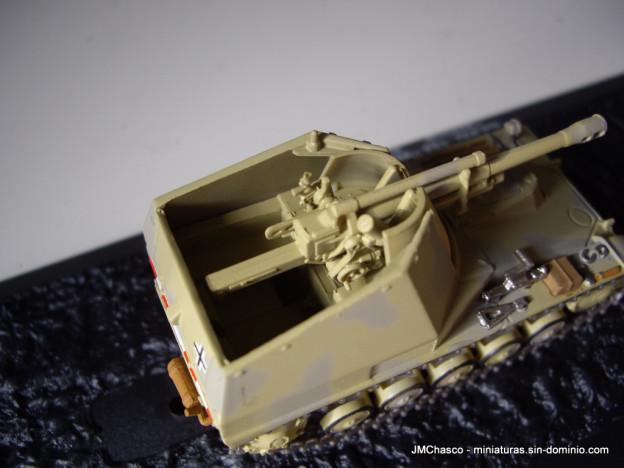 nº12 – Altaya – IXO – DeAgostini Sd. Kfz. 124 Wespe
