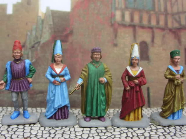 Italeri medieval Tournament / Challenge