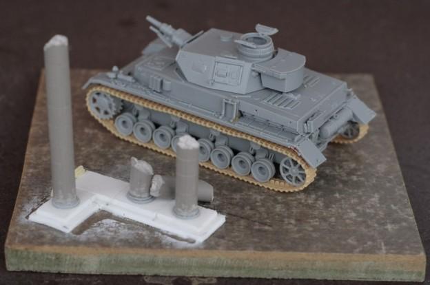 Pz.Kpfw. IV Ausf. F1 Dragon 7321