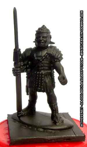 How to paint 28mm Roman Imperial Legionaries – Step by Step