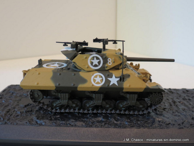 nº19 – Altaya – Ixo – M-10 601st Tank Destroyer Battalion