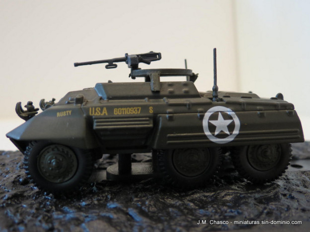 nº21 – Altaya – M20 Armoured Utility Car