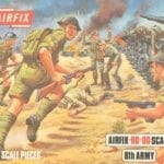 Airfix – 01709 – World War II 8th Army