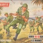 Airfix – 01716 – World War II U.S. Marines