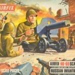 Airfix – 01717 – World War II Russian Infantry