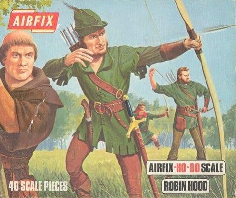 Airfix – 01720 – Robin Hood