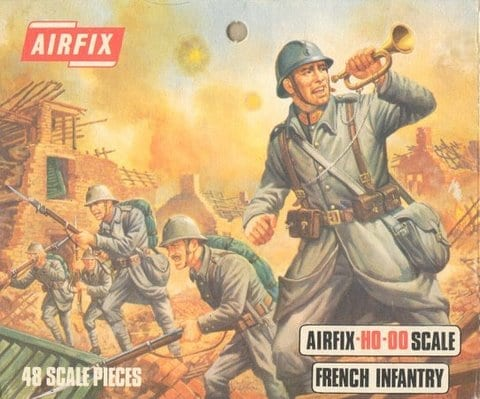 72 NEU OVP WWII American Infantry Figures Airfix 01729 1