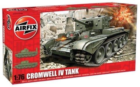1//76 1//72 CROMWELL Mk.IV Tank Airfix 2338