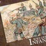 HaT – 7001 – WW1 German Infantry