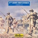 Heller – 79609 – British 8th Army