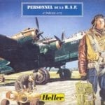 Heller – 79647 – RAF Personnel