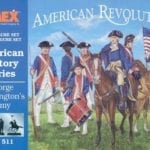 Imex – 511 – George Washington`s Army