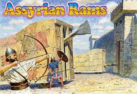 Orion – 72022 – Assyrian Rams