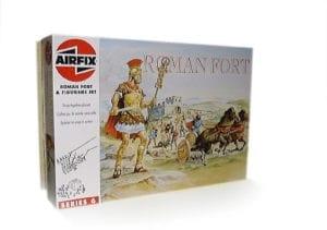 airfixRomanFort
