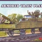 UMMT – 642 – Armored train platform