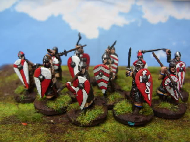 Strelets Normans (M001)