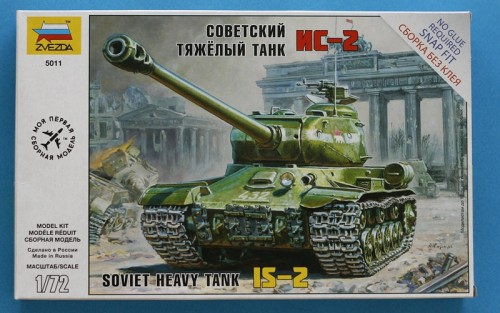 1/72 IS-2 Comparison: Zvezda, Italieri and PST | 1/72