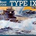 Revell – 5114 – German Submarine TYPE IX C (U505 late)