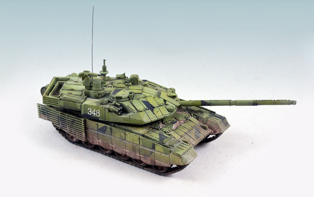 1/72 – T-90MS – Model Collect – 72010