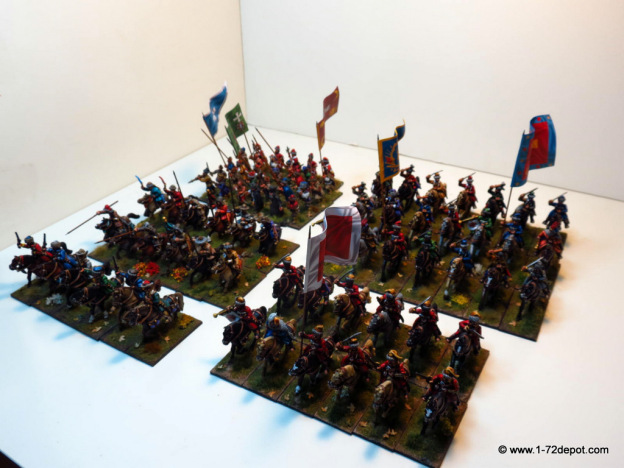 28mm – The Assault Group – Tatars & Cossacks