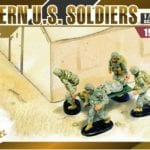 Toxso Model – 1404 – MODERN U.S. SOLDIERS