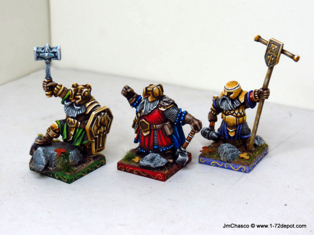 28mm – Mantic Games – Dwarf Kings Box.