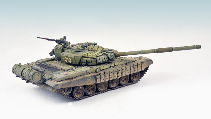 1/72 Model Collect – 72007 – T-72B with ERA | 1/72 Depot ...