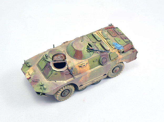 1/72 S-Model – 720023 – Syrian BRDM-2