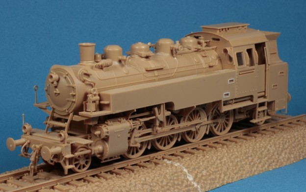 1/72 Hobby Boss – 82914 – German Dampflokomotive BR86