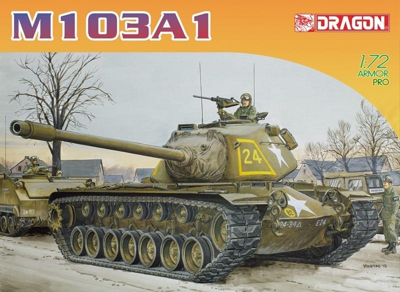 Dragon 7519 M103a1 Heavy Tank 1 72 Scale Model Dragon armor leopard 2a4 7./panzerlehrbataillon 214 1:72 scale diecast tank. dragon 7519 m103a1 heavy tank 1