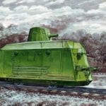 UMMT – 662 – Armored car-carrier (DTR)